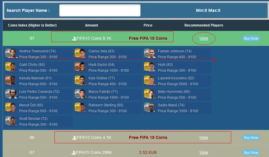 Welcome To Get Free Fifa Coins For Ps34 And Xbox One360 In Fifaah