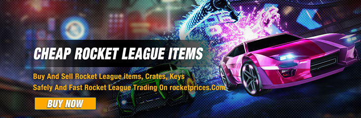 Buy Rocket Leauge Items